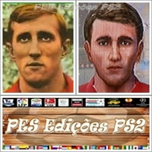 Albert Shesternyov (Clássico) PES PS2