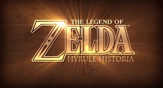 The Legend of Zelda Hyrule Historia Download