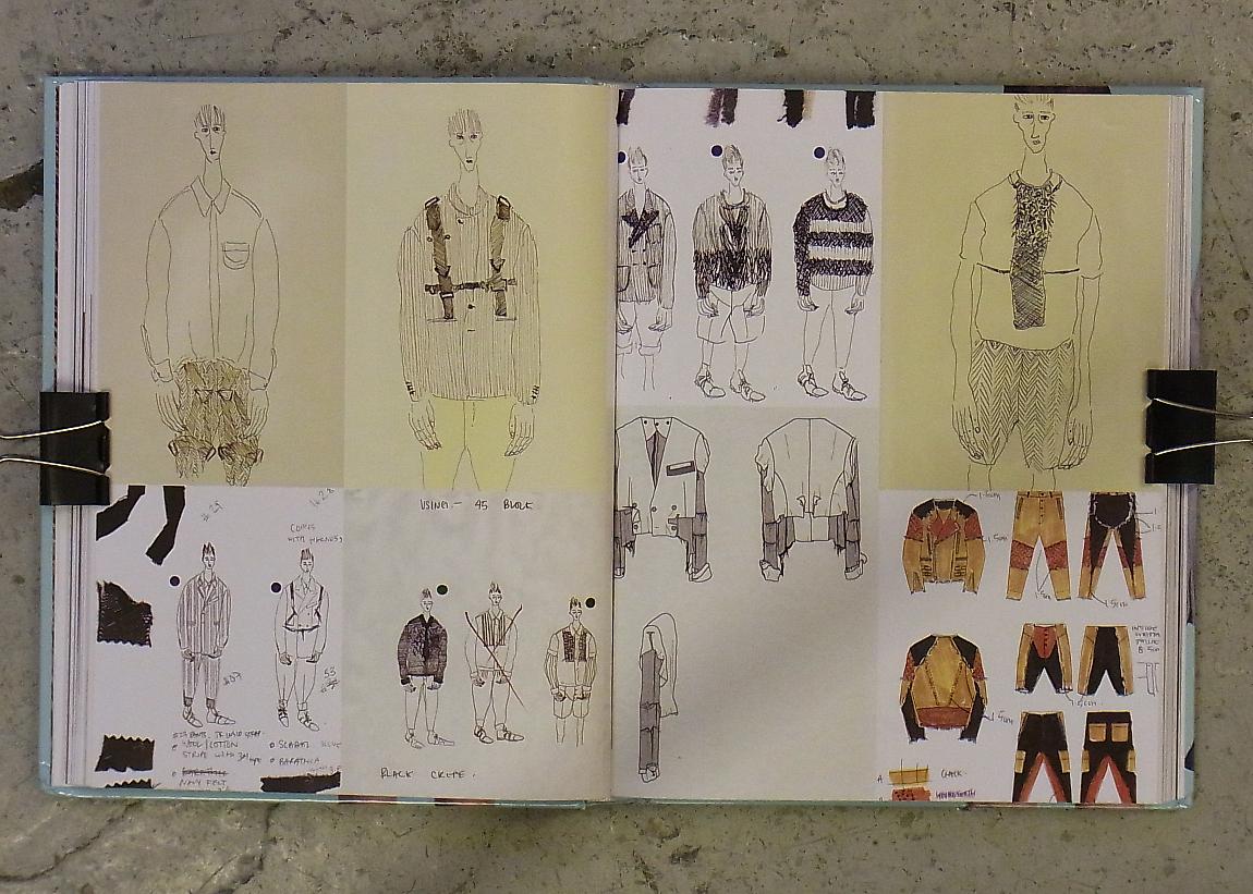 Menswear Fashion Forward Designers By Louis Bou