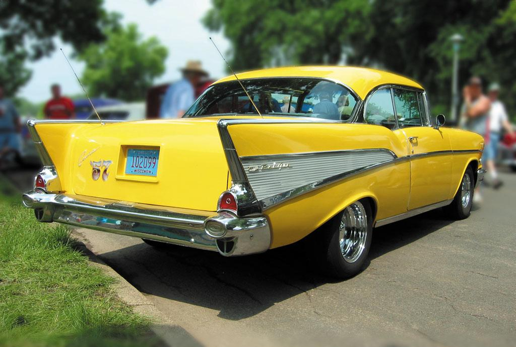 old yellow car |Classic Cars Photos