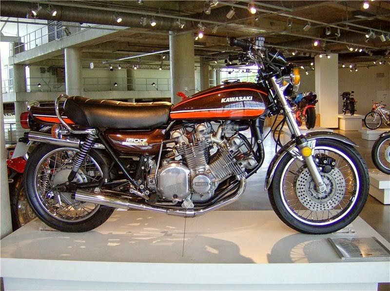 1974 kawasaki 1600 v8 motorcycle grease n gas. Black Bedroom Furniture Sets. Home Design Ideas