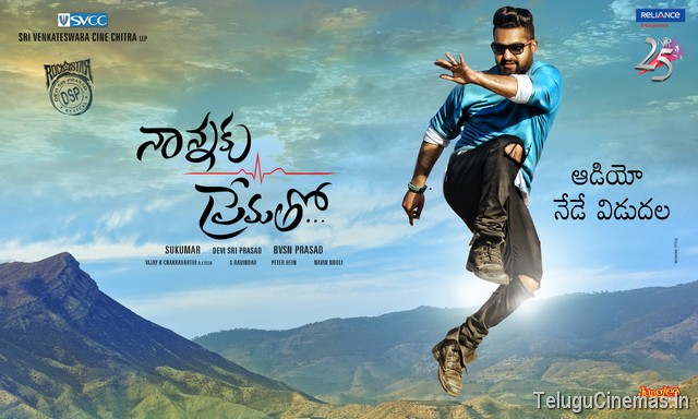 Watch Nannku Prematho Theatrical Trailer starring Jr Ntr / NTR and Rakul Preet Singh. The trailer is promising and sure to leave everyone astonished.  Nannaku Prematho is an upcoming movie directed by Sukumar and produced by BVSN Prasad.  Music is composed by Devi Sri Prasad / DSP.  Other important star cast includes Jagapathi Babu, Rajendra Prasad, Sithara, Srinivas Avasarala, Vennela Kishore and Madhoobala.