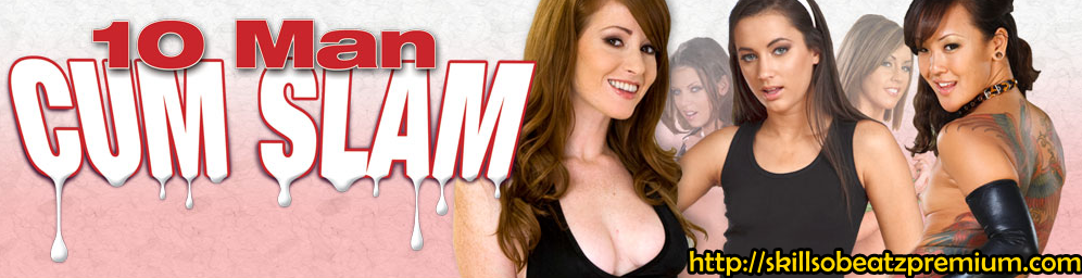 Free Porn Passwords XxX 10 MAN CUM SLAM 27 March 2015