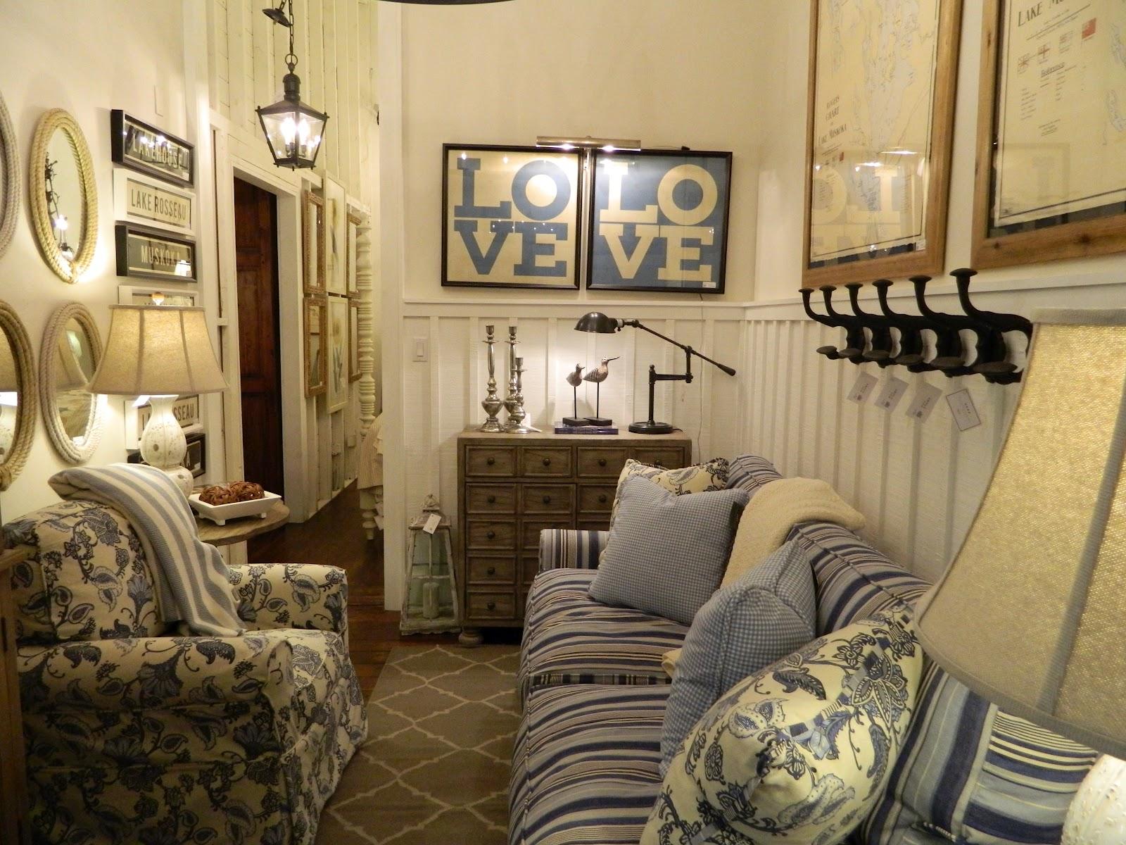 Fashion in Traveling: Muskoka Living Interiors