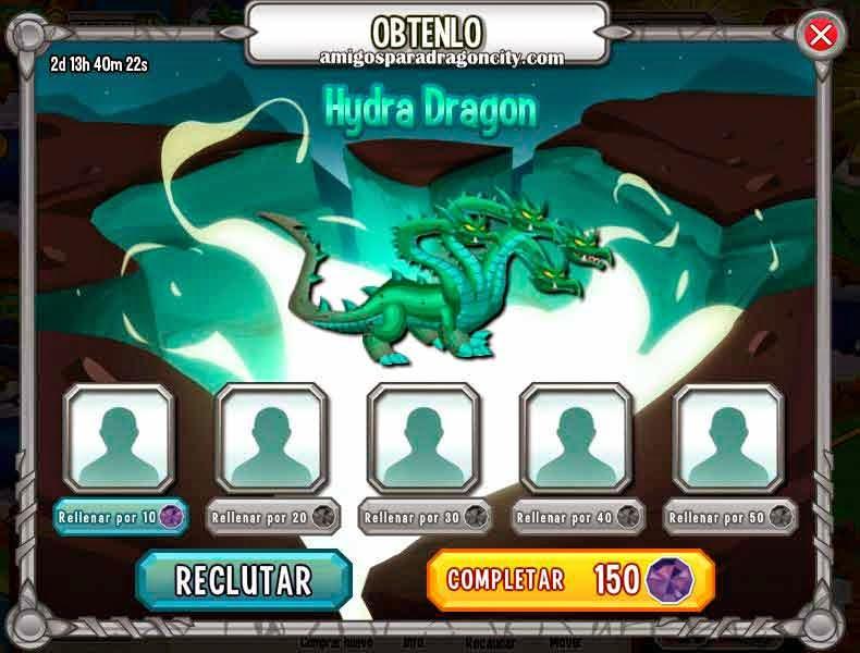 imagen de gana gratis el dragon hidra