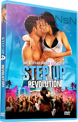 Step Up: Revolution (2012) DVD