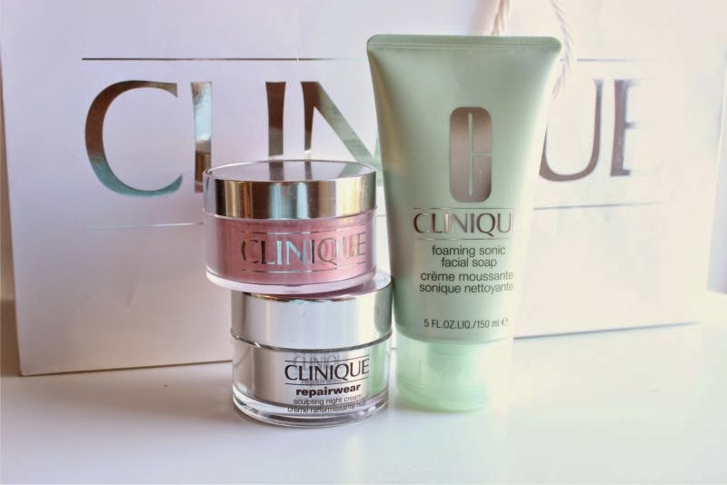 Clinique Cleanser Swap
