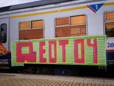 Reo graffiti