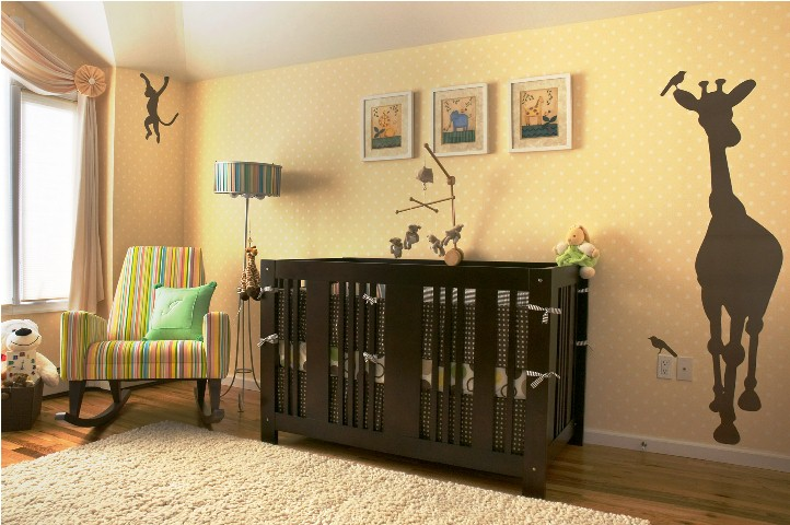 Wall paint color for baby boy room for Baby boy room paint ideas