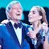 Tony Bennett felicita a Lady Gaga por el título a 'Mujer del Año'
