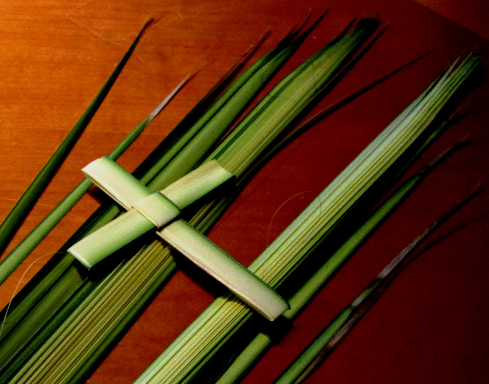 from branch to cross in 30 seconds flat sunday is palm sunday one of ...