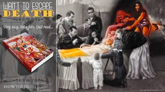Bhagavad Gita - Want to escape death