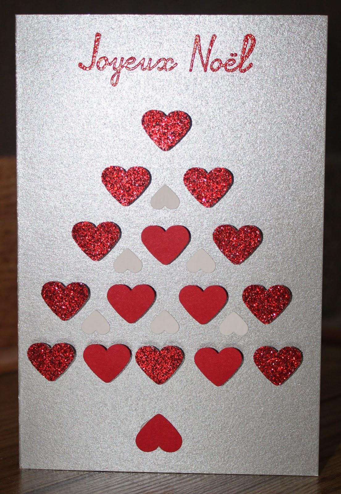 L 39 le aux f es main cartes de no l - Carte de noel fait main ...