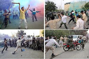 آماده باش به بسیج و سپاه برای مقابله با مردم معترض به گرانی