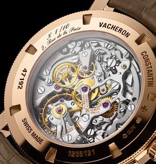 calibre 1141 Vacheron Constantin