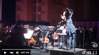 Fantasia Live in Concert à l'Auditorium de Lyon (69).
