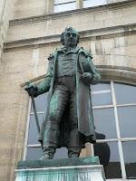 Nicolas Leblanc Heykeli