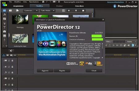 cyberlink powerdirector 12 crack