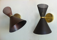 "NEW Atelier ""Tour"" sconce"
