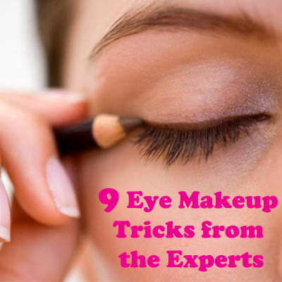 9 makeup tricks for your eyes  healthy natural