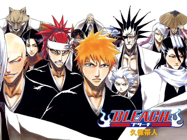 Download Bleach 3GP Sub Indo