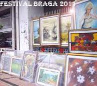 Festival Jalan Braga 2011 Kolaborasi Seniman Muda dan Senior