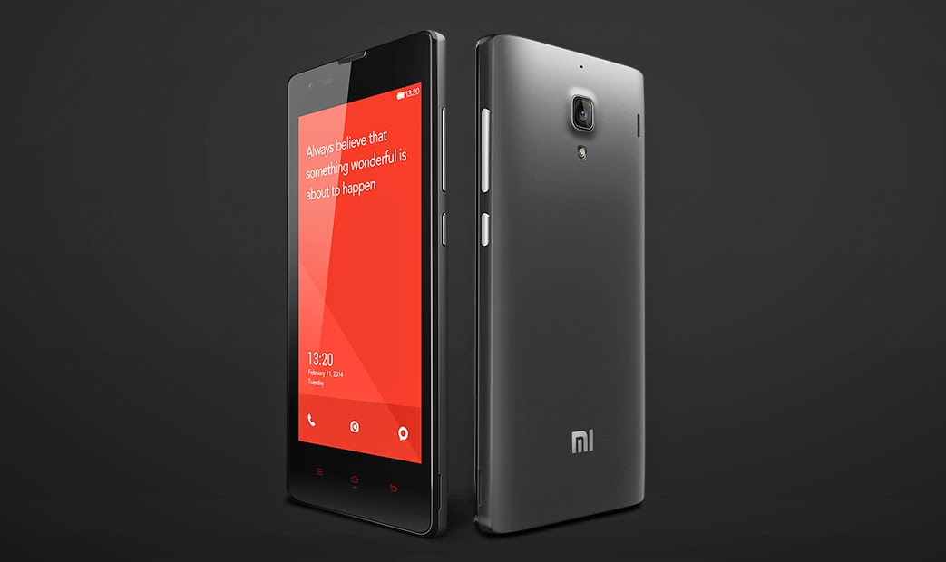Harga Spesifikasi Xiaomi Redmi 1S Review