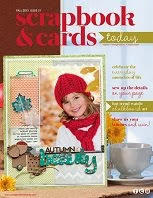 Scarpbook & Cards Today Fall 2013