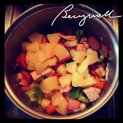 Cooking Pininyahang Baboy