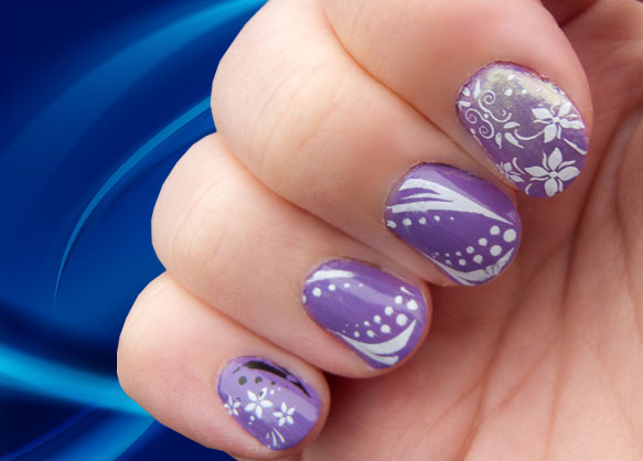 nail art designs indian stylish nail art designs and stylish nails ...