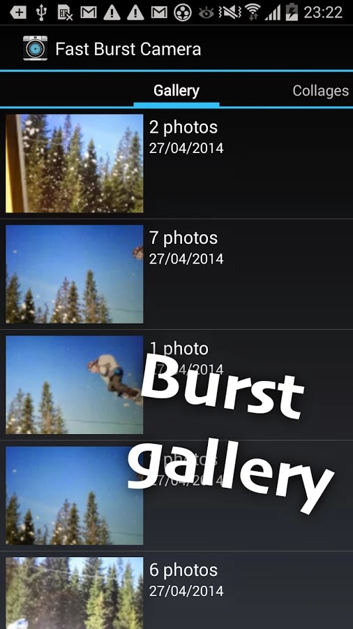 Fast Burst Camera v6.1.4 Patched