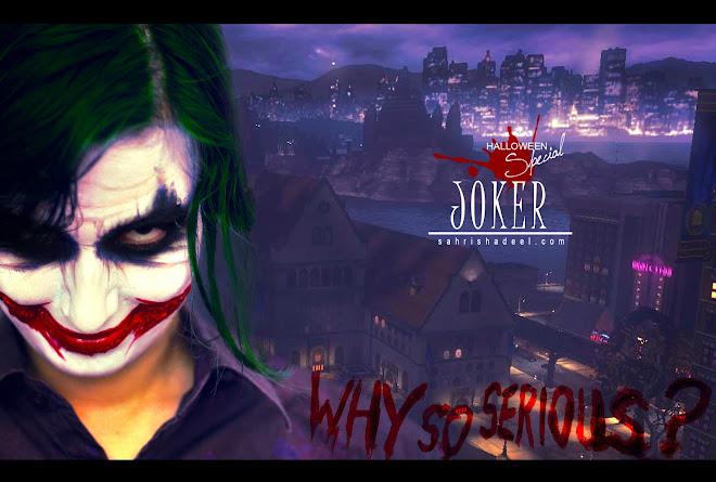 Joker halloween makeup look amp tutorial feat ryan as batman