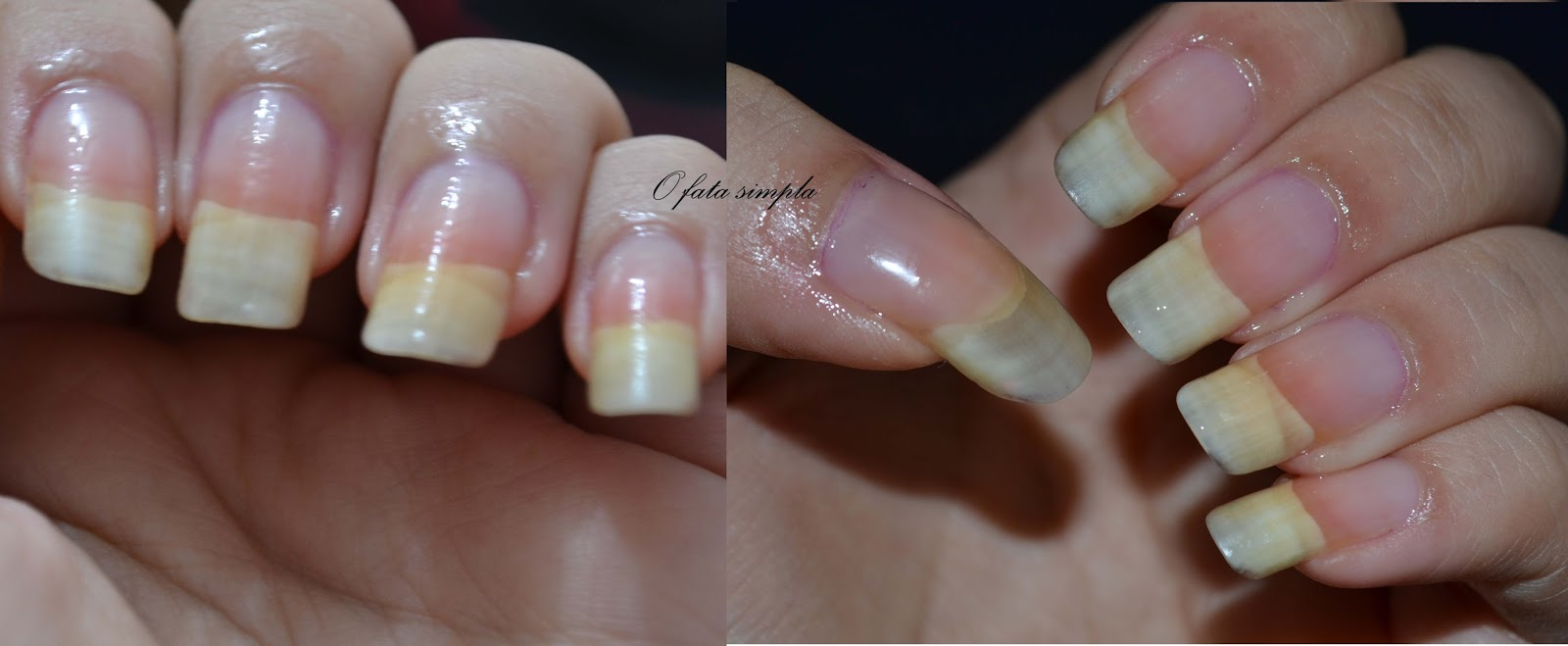 O fata simpla: Trind Keratin Nail Care