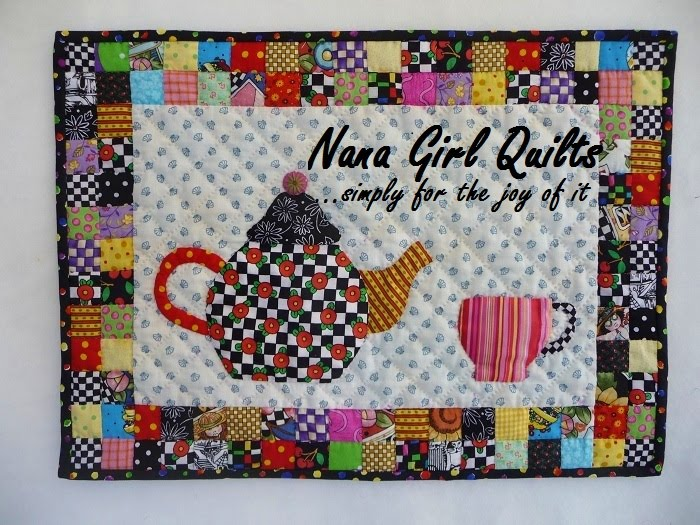 Nana Girl Quilts
