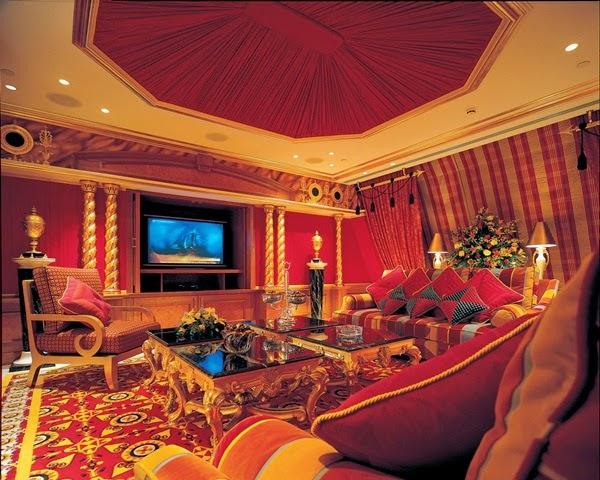 Arabic living room design for Arabian living room ideas