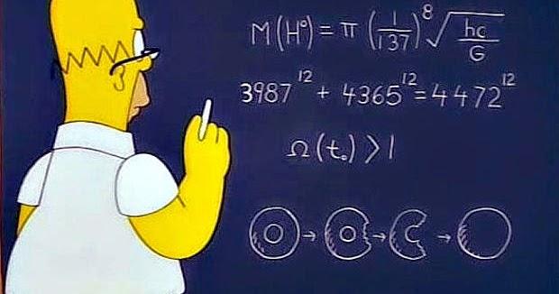 Informati italia come ha fatto homer ad indovinare l - Homer simpson tout nu ...