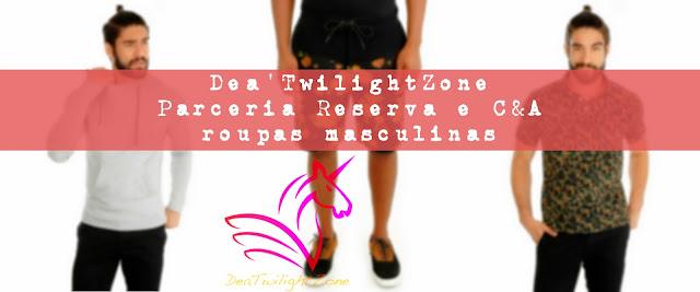 Dea'TwilightZone - roupa masculina com qualidade