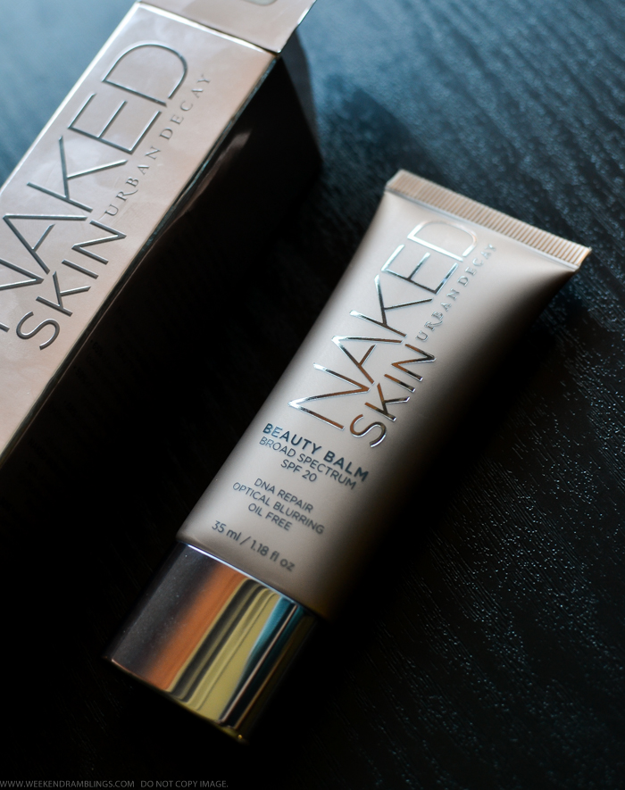 Urban Decay Naked Skin Beauty Balm Review Photos Swatches