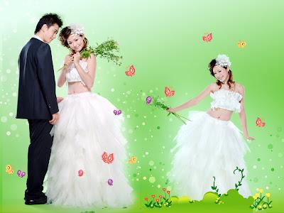 10 fotomontajes de matrimonios felices - Wedlok