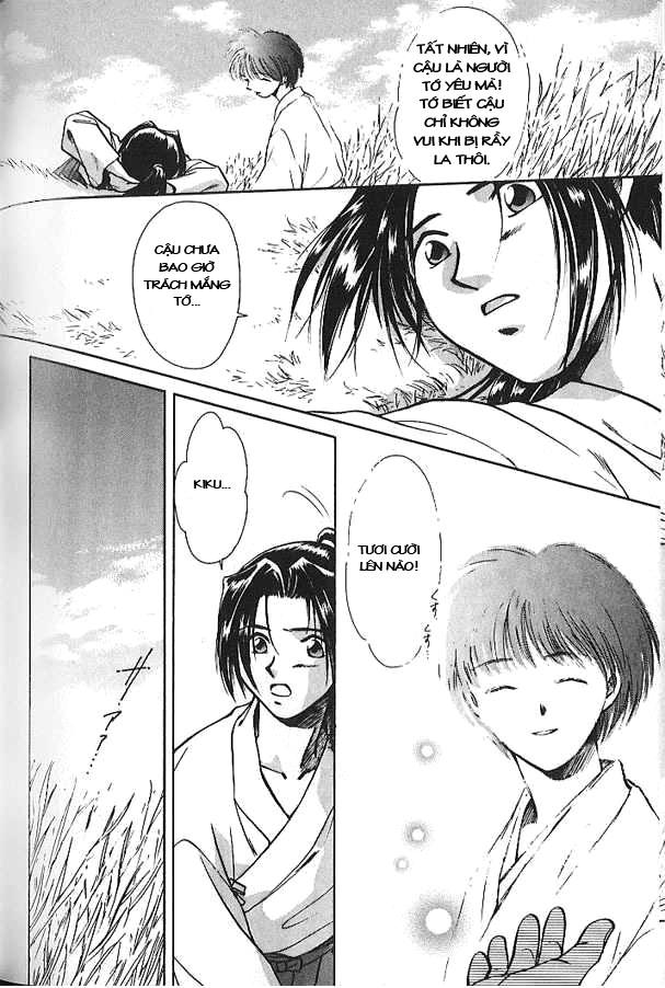 Soshite Haru No Tsuki chap 3 - Trang 17