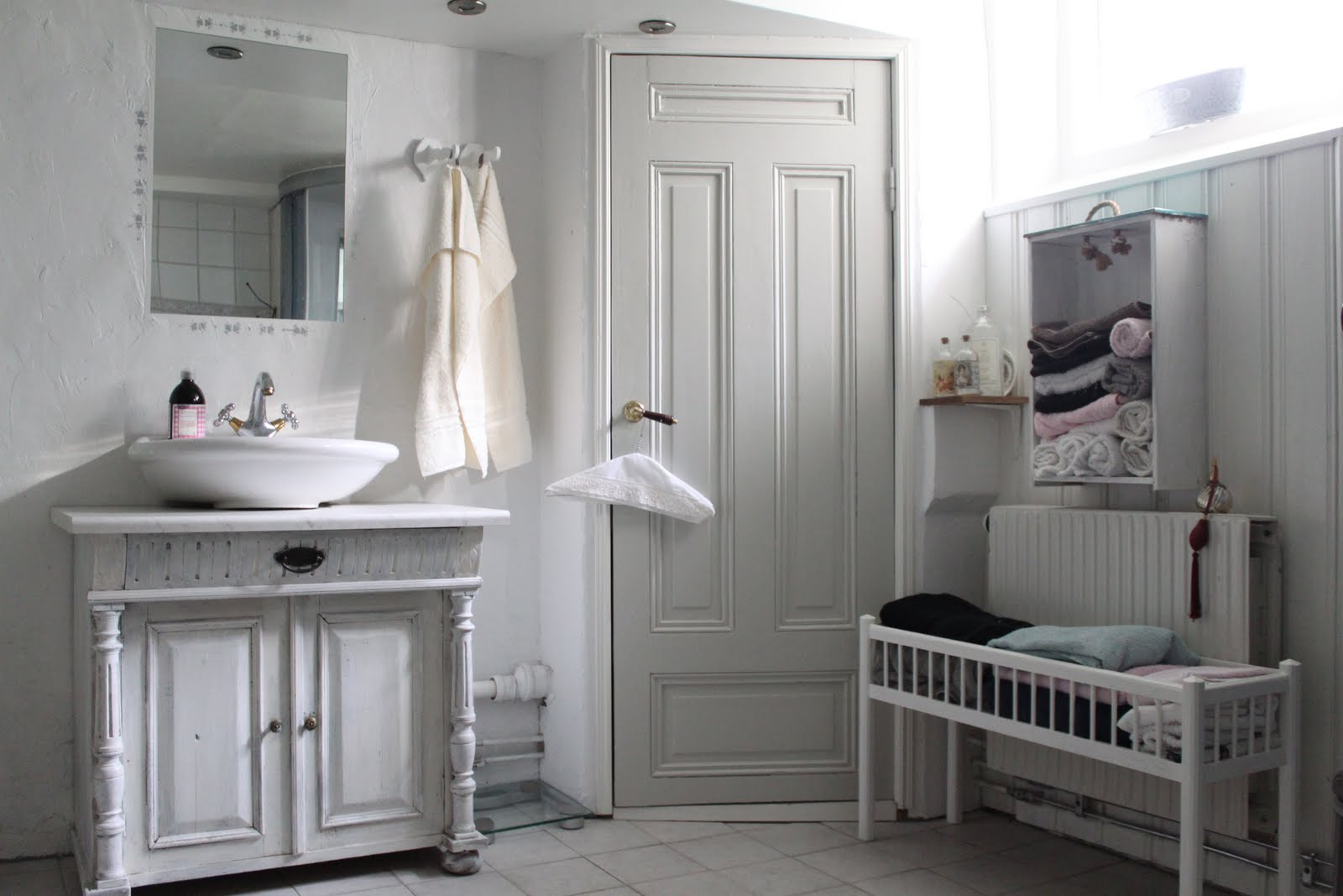 Fint hemma: forts badrum