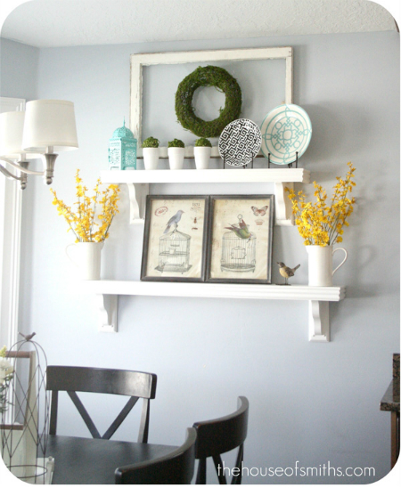 Gallery For Kitchen Wall Decor Ideas Diy