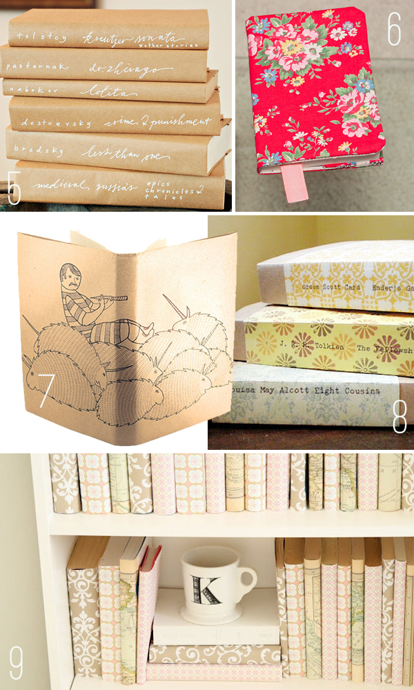 Diy Book Cover For Paperback ~ Diy roundup book covers