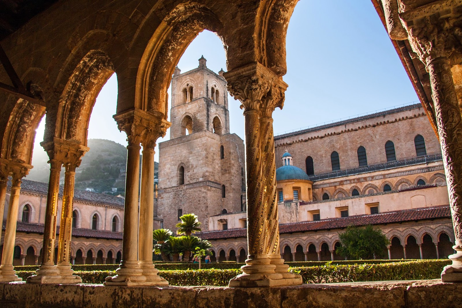 Zephyrinus: Monreale Cathedral (Part One