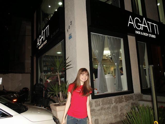 Belleza, Blog, Corte de pelo, Día Special, Felicidad, maravilloso, Salón Agatti, Salão de belleza