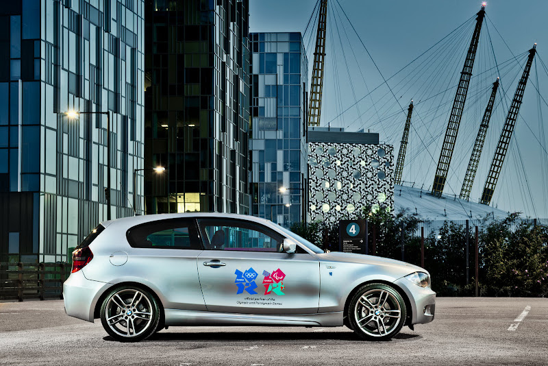 2012 BMW London Olympics Edition