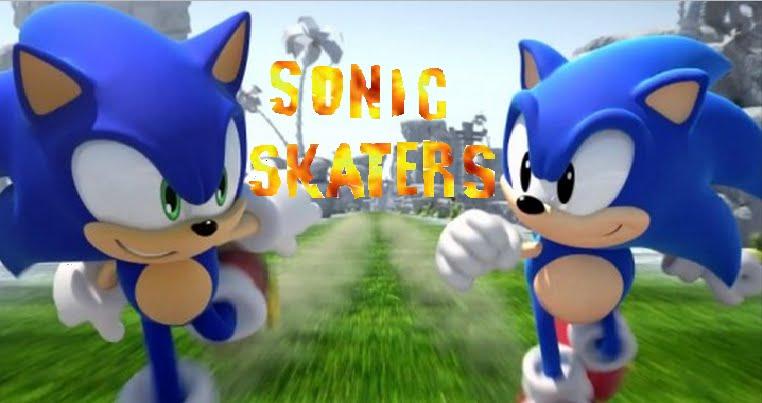 Sonic Skaters - Informação no Lugar certo!