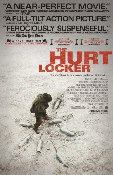Film The Hurt Locker (2008)