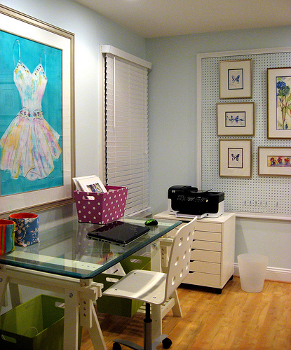 Home Office And Studio Designs: Art Studio: Inspirational Space