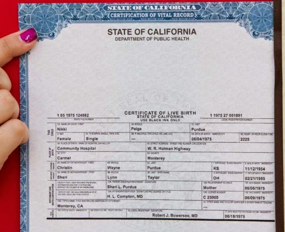 Get Vital Record Birth Certificate | Virtual Birth Certificate ...